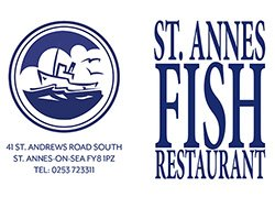 St Annes Fish Restaurant Logo